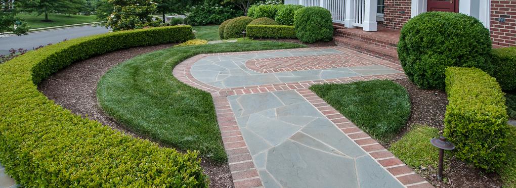 Landscaping Walkways Mchale Landscape Design