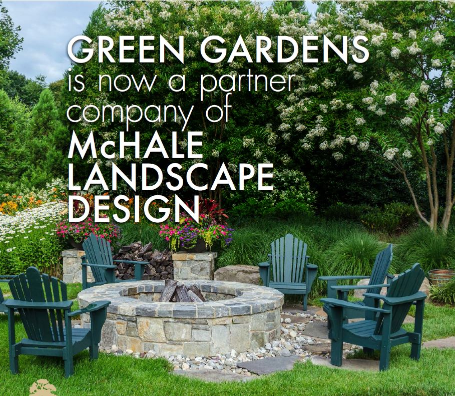 Green Gardens' Legacy Continues… at McHale Landscape Design